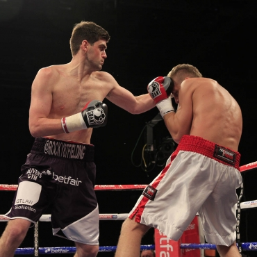 FIGHTING PRIDE OF SCOTLANDEMIRATES ARENA,GLASGOWPIC;LAWRENCE LUSTIGSUPER-MIDDLEWEIGHTSROCKY FIELDING V MICHAL NIERODA
