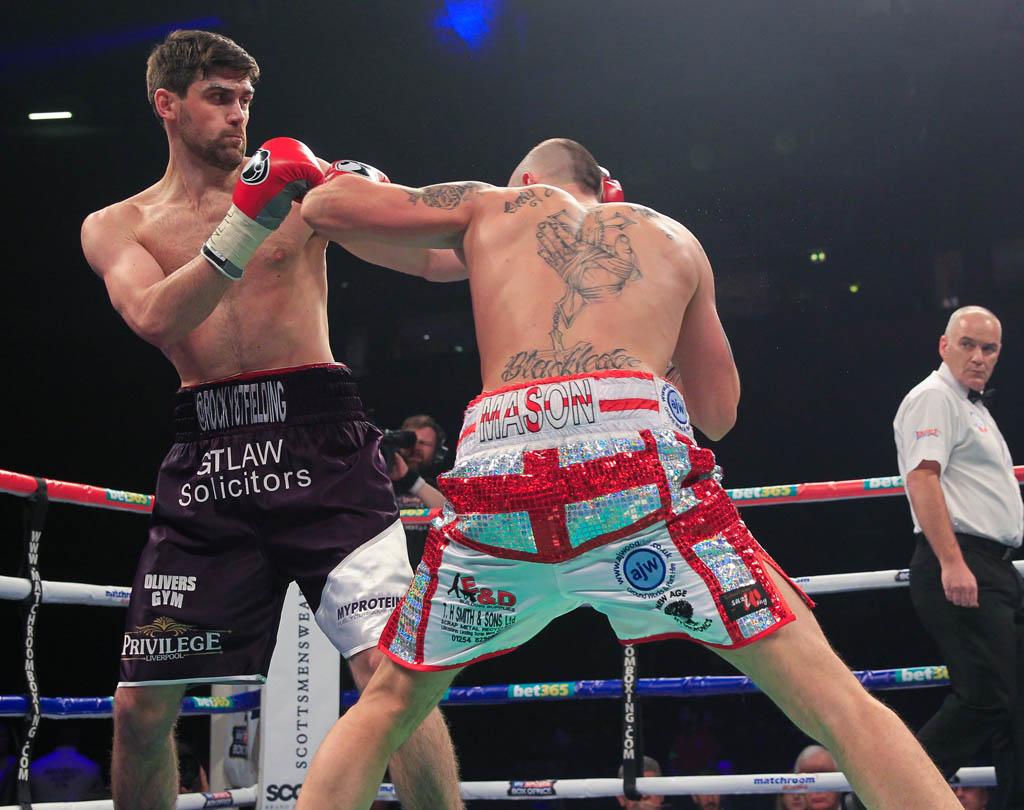 Rocky Fielding | Super Middleweight Boxer