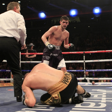 Rocky Fielding vs Wayne Reed