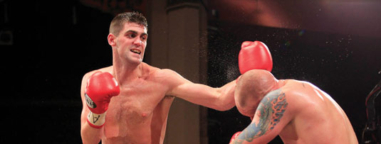 Rocky Fielding vs. Carl Dilks