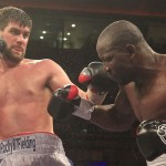 Rocky Fielding fighting Paul Smith